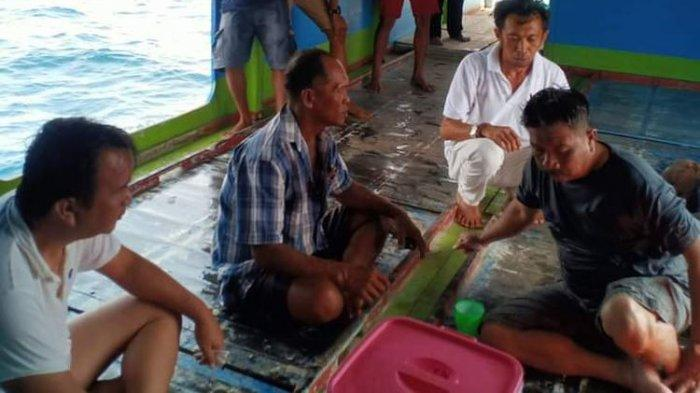 Detik-detik Calon Bupati Korban Kecelakaan Speedboat yang Terombang-ambing di Lautan Diselamatkan