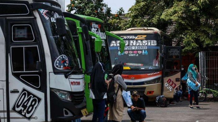 Penumpang Bus Antarkota Antarprovinsi Bisa Pergi Tanpa Keterangan Bebas Covid-19