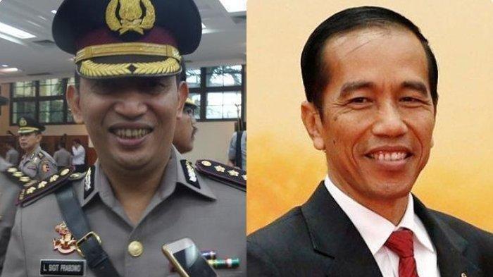 Pernah Kapolres Solo, Inilah Latar Belakang Listyo Sigit Prabowo, Calon Tunggal Kapolri dari Jokowi