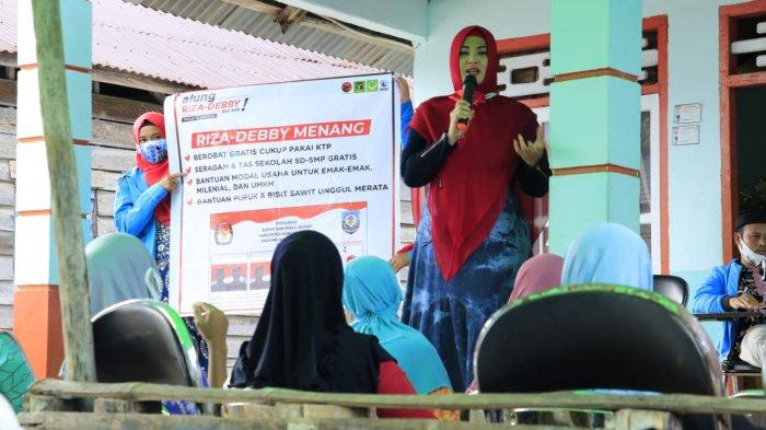 Serap Aspirasi Warga Kepulauan Pongok, Debby Jamro Fokus Benahi Infrastruktur Daerah