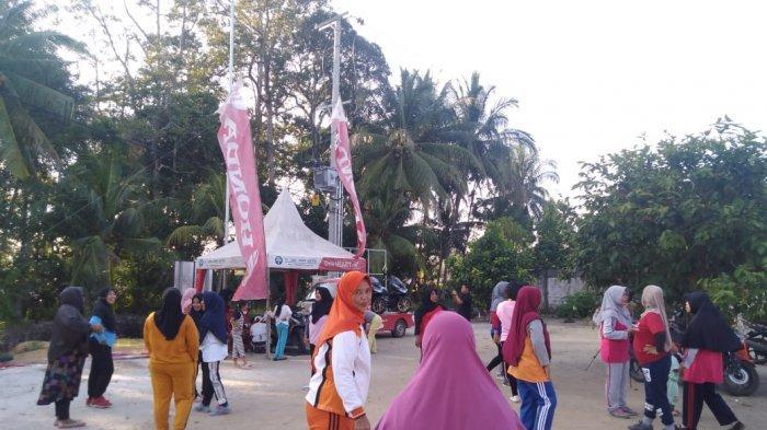 Honda TDM Belinyu Roadshow di Pulau Punai