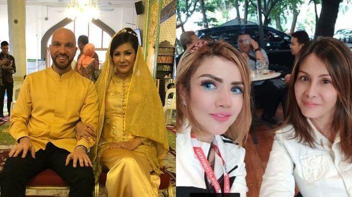 Medina Moesa, Sosialita Tajir yang Dinikahi Mantan Suami Nikita Mirzani, Sajad Ukra