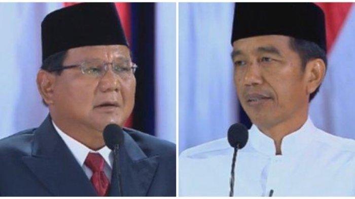 Begini Transkrip Lengkap Pidato Jokowi dan Prabowo Usai Putusan Sidang Mahkamah Konstitusi