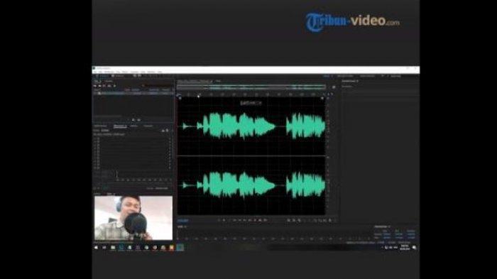 Mudah Banget Begini Cara Merubah Karakter Suara Mengunakan Adobe Audition