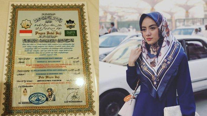Ifan Seventeen Unggah Potret Sang Istri dalam Piagam Ini, Nama Depan Dylan Sahara Kini Ada Tambahan