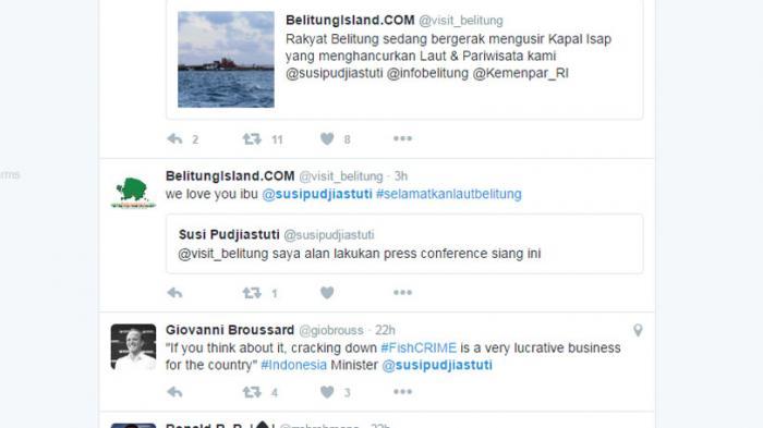 Menteri Susi Sikapi Penolakan Kapal Isap: Saya Akan Lakukan Press Conference Siang Ini