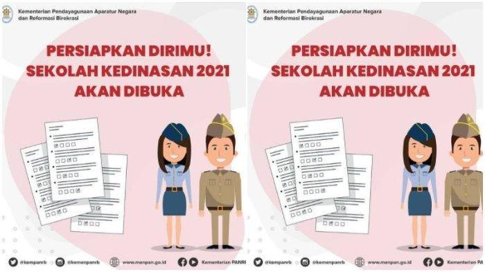 Cara Daftar Sekolah Kedinasan Dibuka Mulai 9 April 2021, Simak Alur Pendaftaran di Sini