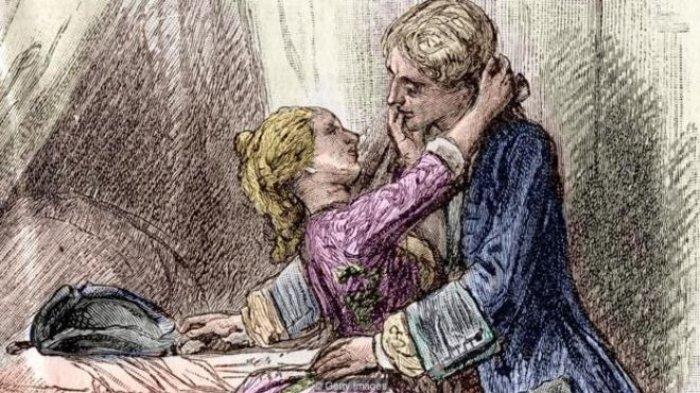 Kisah Casanova Sang Petualang Cinta, Rayuan Mautnya Taklukan Banyak Wanita: Ku Cintai Sampai Gila