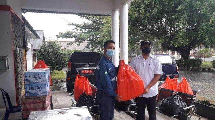PT MSP Peduli Bantu 250 Nasi Kotak untuk Korban Banjir