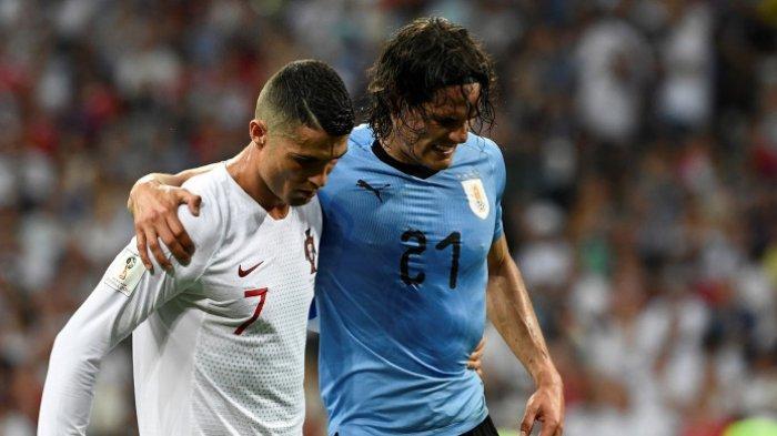 Hadapi Prancis Tanpa Cavani, Bagaimana Kekuatan Uruguay?