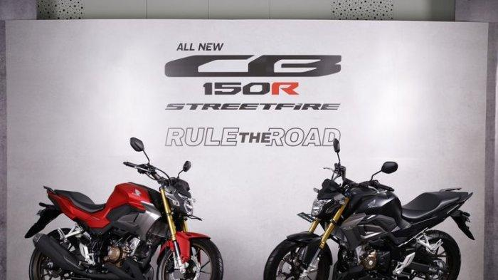 Kini Mirip Big Bike, All New CB150R StreetFire Resmi Meluncur, Ini Harga dan Spesifikasinya