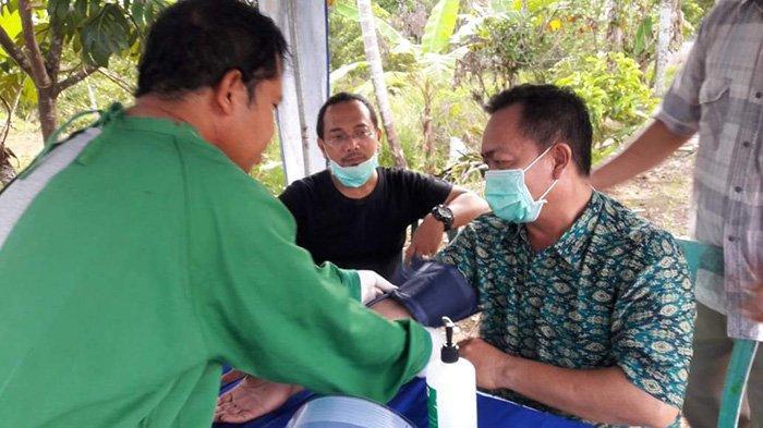 PPKM Mikro Diperpanjang Hingga 14 Juni 2021, Kampung Tegep Mandiri di Bangka Belitung Belum Optimal