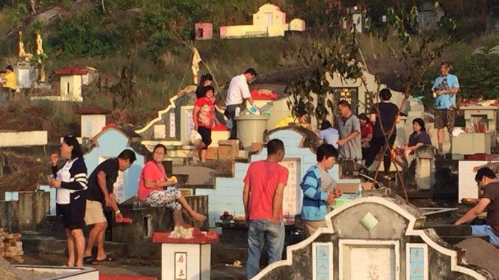 Ada Saja Rezeki Untuk Pulang Kampung Ketika Cheng Beng