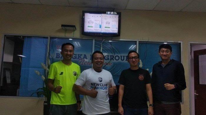 Pemain Anyar Babel United FC di Dipanggil Timnas U-23, Persiapan Mengikuti SEA Games 2019