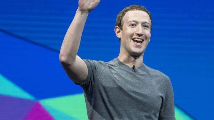 BEREDAR Kabar Soal Ritual Tak Sedap Keringat di Ketiak CEO Facebook Mark Zuckerberg