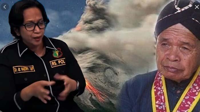 dr Hastry Akui Merinding saat Temukan Jasad Mbah Maridjan Juru Kunci Merapi, Korban Ketutup Abu