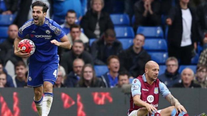 Chelsea Akhiri Kisah Pilu Usai Tekuk Aston Villa 2-0