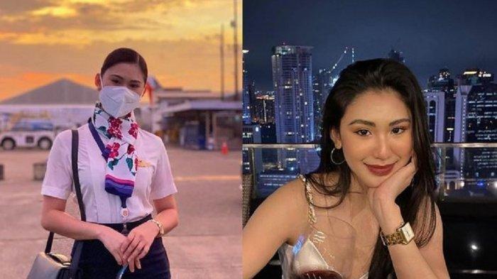 Sederet Foto Cantik Christine Angelica, Pramugari yang Tewas Dirudapaksa Ternyata Teman Pacquiao