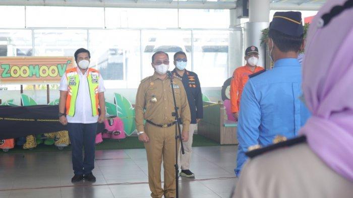 Warga yang Kembali ke Babel Wajib Tes Antigen Ulang di Bandara dan Pelabuhan