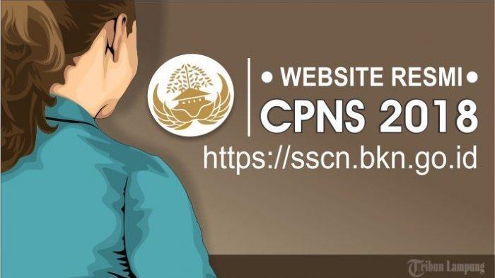 CPNS 2018 - Pelamar Harus Siapkan Foto Selfie dan Beberapa Syarat Baru saat Mendaftar CPNS