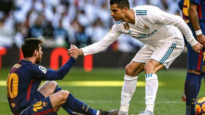 LAGA-laga Seru pada Desember 2020, Siap-siap Duel Ronaldo vs Messi