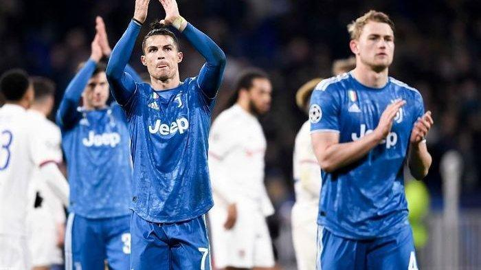 Juventus Batal Pesta Juara Liga Italia Setelah Dipermalukan Udinese