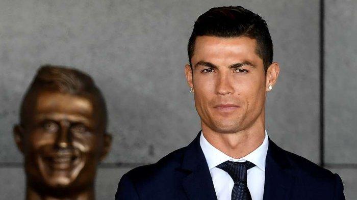 Ronaldo Ternyata Simpan Janggut untuk Keberuntungan di Piala Dunia 2018