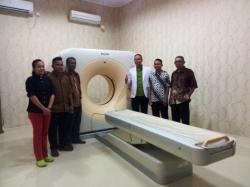 RSBT Hadirkan CT Scan Terbaru