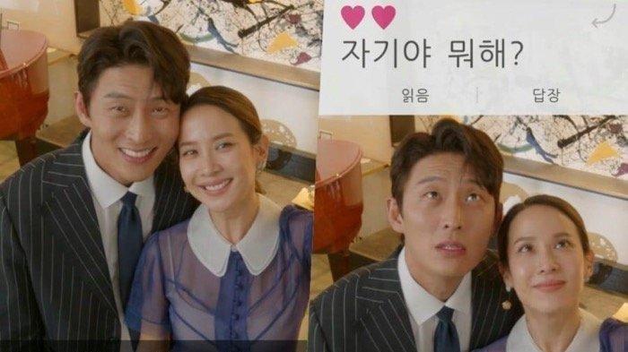 Cuplikan drama korea Cheat on Me if You Can