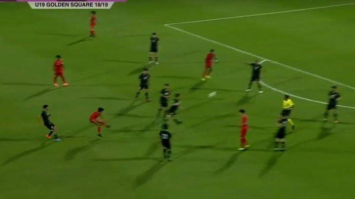 Video Gol Spektakuler Pemain Muda asal Indonesia di Liga Qatar