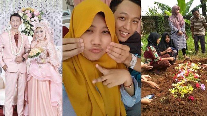Curhatan Istri Yang Baru Menikah 5 Bulan Dan Ditinggal Suami Selamanya Bikin Banjir Air Mata Bangka Pos