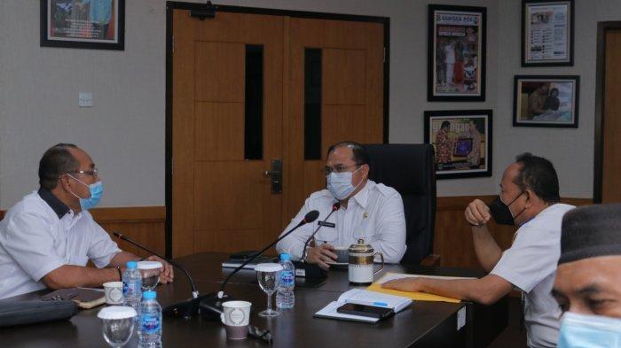 Gubernur Gelar Rapat Teknis, Pengembangan Pelabuhan Pangkal Balam Dilengkapi Infrastruktur Pendukung