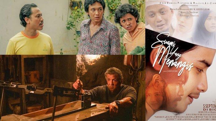 Daftar 10 Film Tayang September 2019, Ada Film Terakhir Sekuel Rambo hingga Kisah Ustaz Arifin Ilham