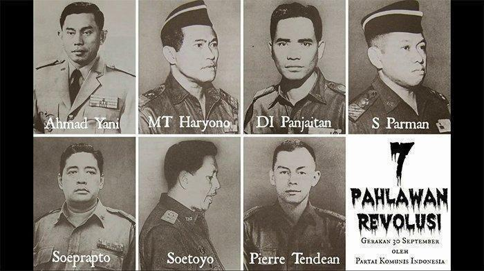 Otak di Balik Peristiwa G30S/PKI, Ini 5 Versi Menyingkap Tabir Dalang Pembunuh 6 Jenderal TNI