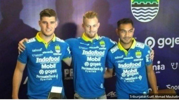 DAFTAR Pemain Tak Tergantikan Persib Bandung hingga Raih 3 Kemenangan Beruntun
