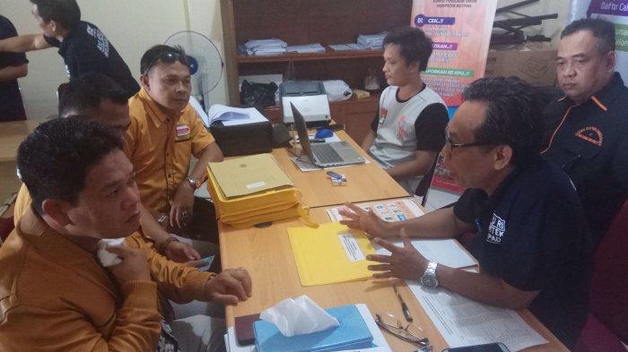 Hanura Jadi Partai Pertama Daftarkan Bacaleg ke KPU Belitung