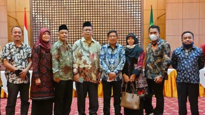 Kepala Biro AUAK IAIN SAS Bangka Belitung Dilantik Jadi Kakanwil Kemenag Bangka Belitung