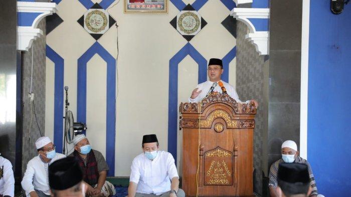 Terima Bantuan Zakat, Warga Gerunggang Antusias Sambut Kedatangan Gubernur Bangka Belitung