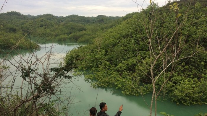 Hanya dalam 2 Malam, 30 Hektar Daratan di Gunungkidul Ini Berubah Jadi Danau, Pertanda Apa?
