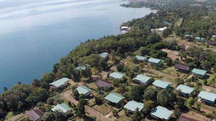 Bukan Danau Toba Inilah Danau Terdalam di Indonesia Peringkat 12 Dunia Ada Gua Tengkorak di Dalamnya