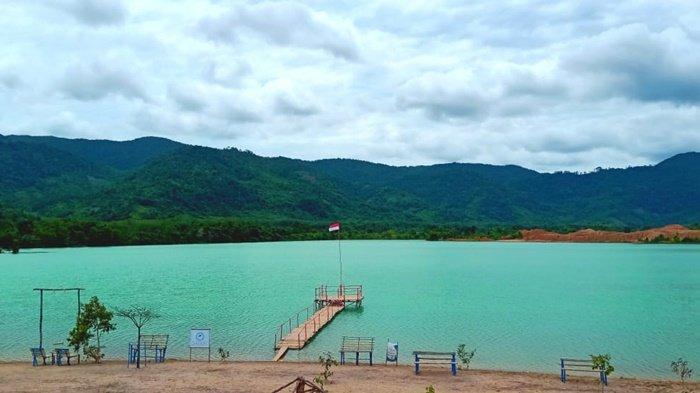 Mengintip Eksotisme Danau Pading, Surga Tersembunyi di Bangka Tengah - danau3.jpg