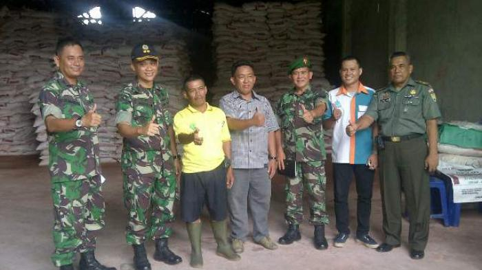 Lima Perwira Kodim 0414 Belitung Dimutasi