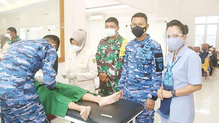 Lanud HAS Hanandjoeddin Peduli di Hari Bakti TNI AU, Gelar Khitan Massal dan Donor Darah