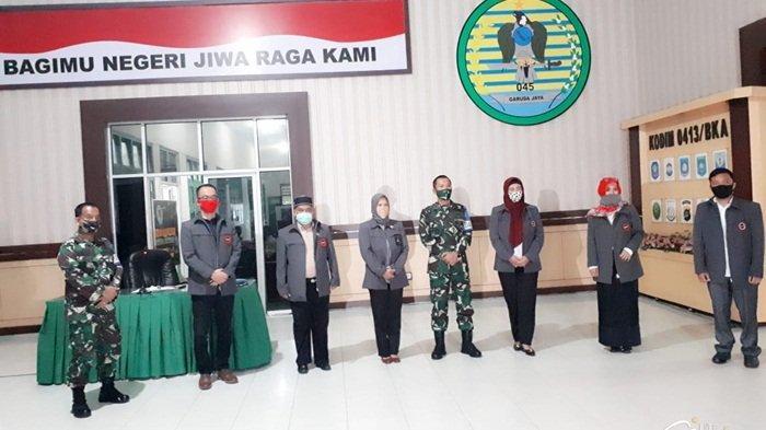 Bertemu dengan FKPT, Danrem Bahas Soal Penanggulangan Terorisme