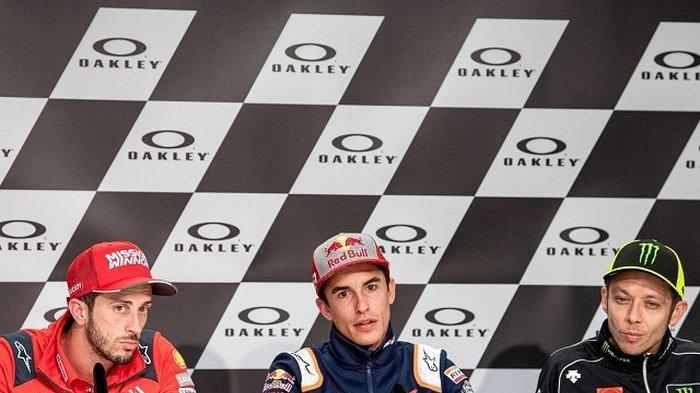 Andrea Dovizioso Percaya Valentino Rossi akan Kembali Tampil Kompetitif Pada MotoGP 2020
