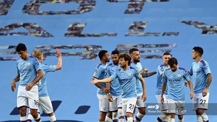 Tak Ada Libur Usai Liga Inggris, Manchester City Langsung Berbenah