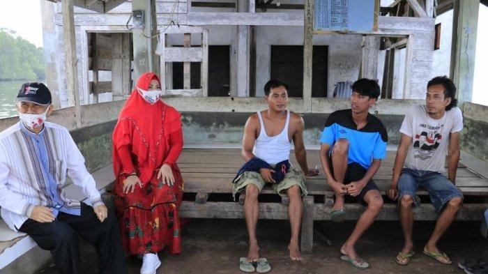Nelayan Basel Berharap Debby Jamro Bisa Terus Membantu Rakyat Kecil