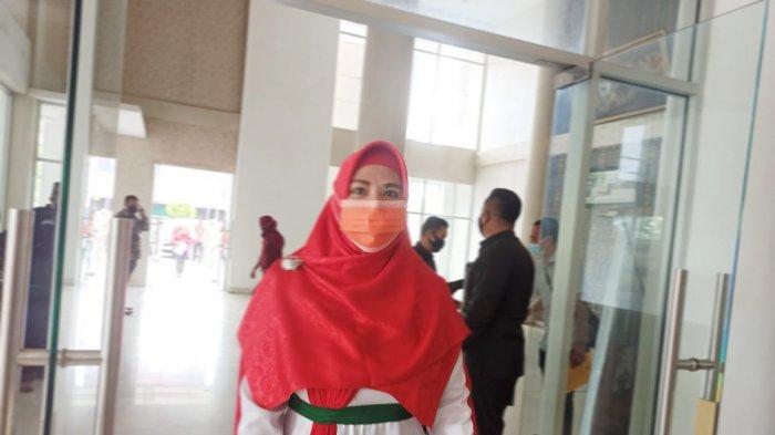 Besok, Debby Vita Dewi Datangi Kantor Gubernur Bangka Belitung, Boyong Suami dan Anak