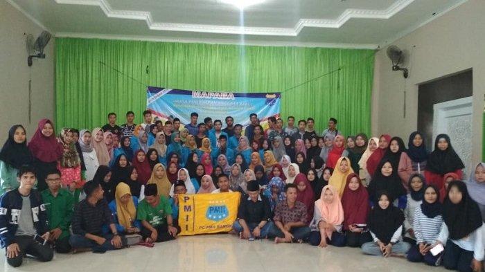 Peringati Sumpah Pemuda Aktifis PMII Gelar Deklarasi