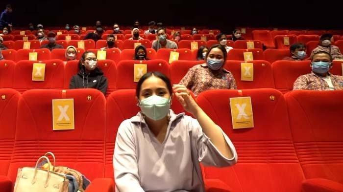 Raffi Ahmad Sewa Bioskop Demi Penuhi Ngidam Nagita Slavina Nonton Film Horor, Karyawan RANS Diajak